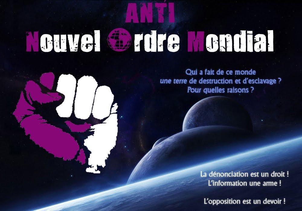 PEDOPHILIE : LE NOUVEL ORDRE MONDIAL ! ANTI-NOM
