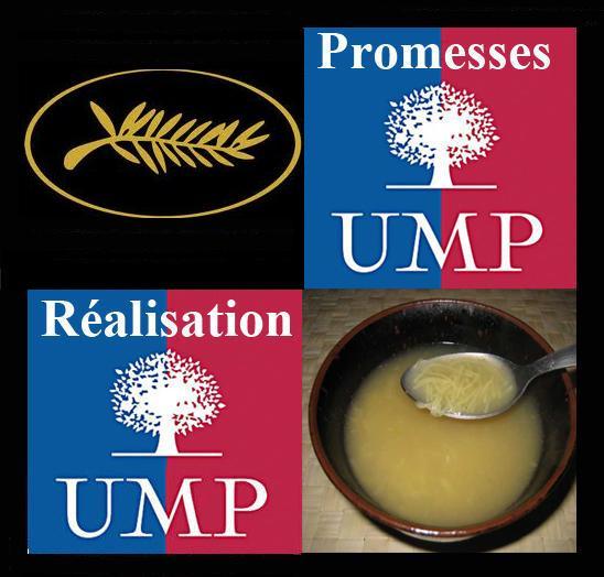 promesses-et-realisation-ump-cannes hollande