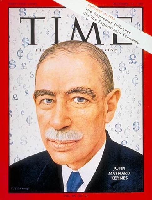 Les EUROBONDS : Un Sursaut Keynésien afin de Relancer la Confiance Monétaire ! keynes